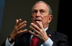 """The people who are worried about privacy have a legitimate worry,"" Mr. Bloomberg said during a press conference in Midtown. ""But we live in a complex word where you're going to have to have a level of security greater than you did back in the olden days, if you will. And our laws and our interpretation of the Constitution, I think, have to change."""